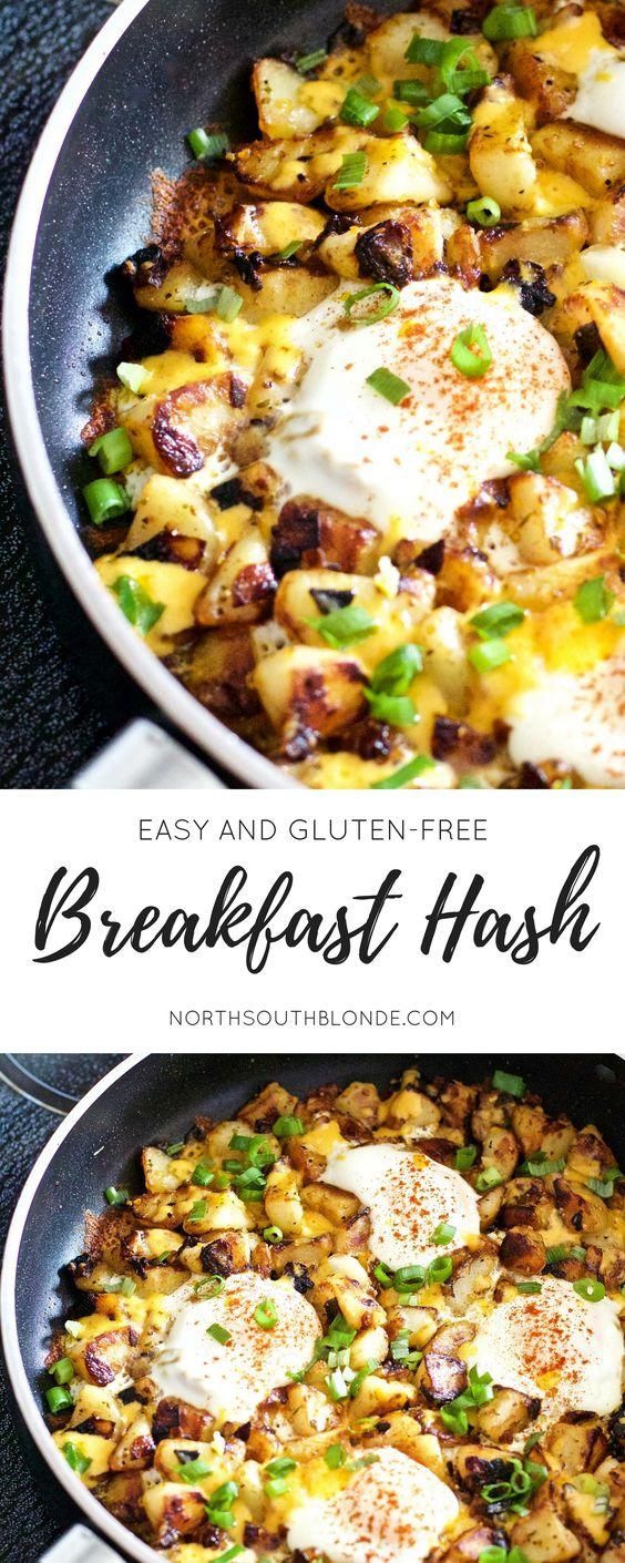 Gluten-free Breakfast Hash