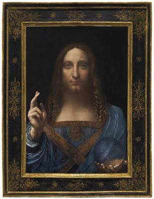 ¿Leonardo da Vinci?