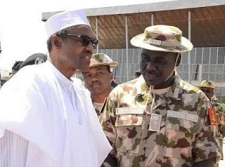Insecurity: Service chiefs performing below expectations: Buhari