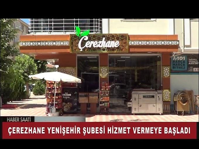 TURHAL'DA YENİŞEHİR ŞELALE KARŞISINDA