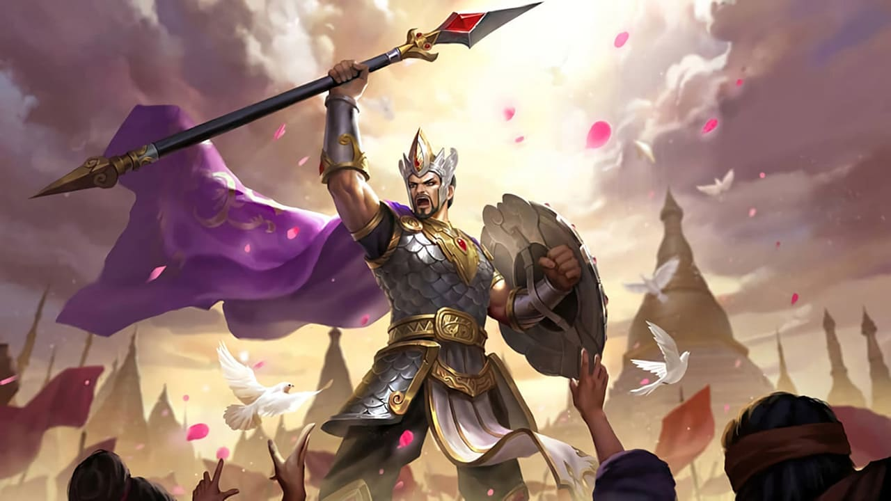 Wallpaper Minsitthar King of War Sittha Skin Mobile Legends HD for PC