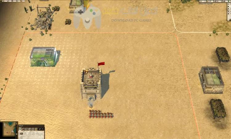 تحميل لعبة صلاح الدين 2 Stronghold Crusader للكمبيوتر