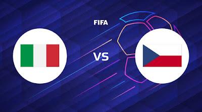مشاهدة مباراة ايطاليا ضد التشيك 4 - 6 -2021 بث مباشر في مباراة ودية