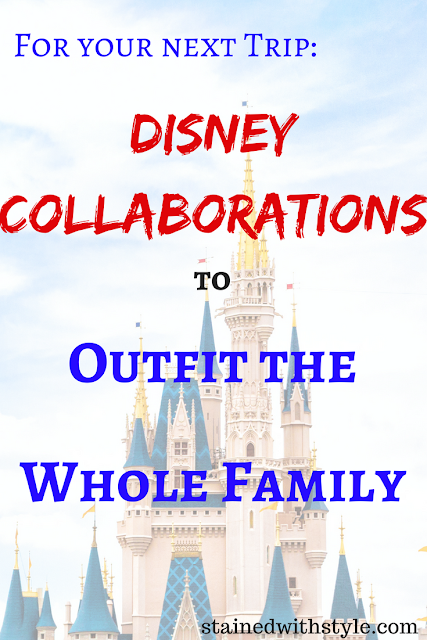 disney trip, clothes for the whole family