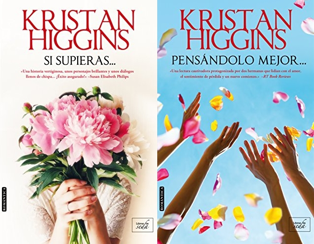 Serie Carry-on-Hudson, de Kristan Higgins