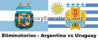 Argentina vs Uruguay Eliminatorias Rusia 2018