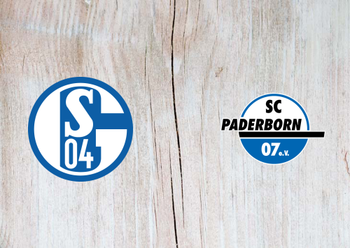 Schalke 04 vs Paderborn -Highlights 8 February 2020
