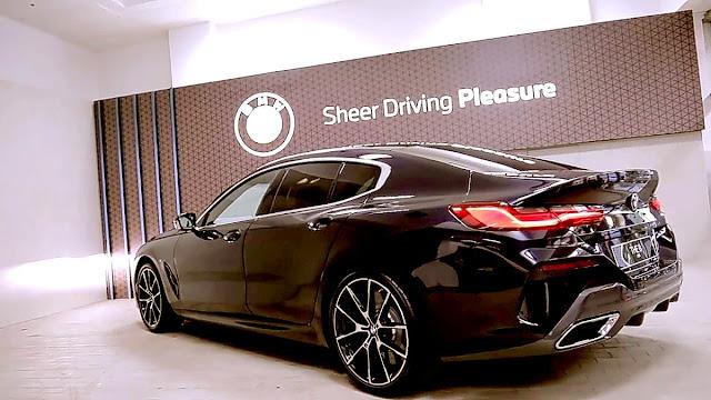 harga BMW 840i Gran Coupe
