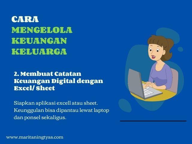 catatan keuangan digital
