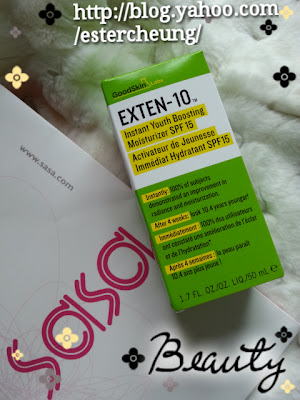 保濕‧防曬‧抗老 ... GoodSkin Labs EXTEN-10™ 瞬間多效抗曬修護霜 ... ...