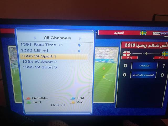 عاجل : ظهور قنوات Bein Sports Max العربية 1/2/3 مجاناا وبدون