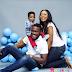 Actor Deyemi Okanlawon Celebrates Son's 1st Birthday