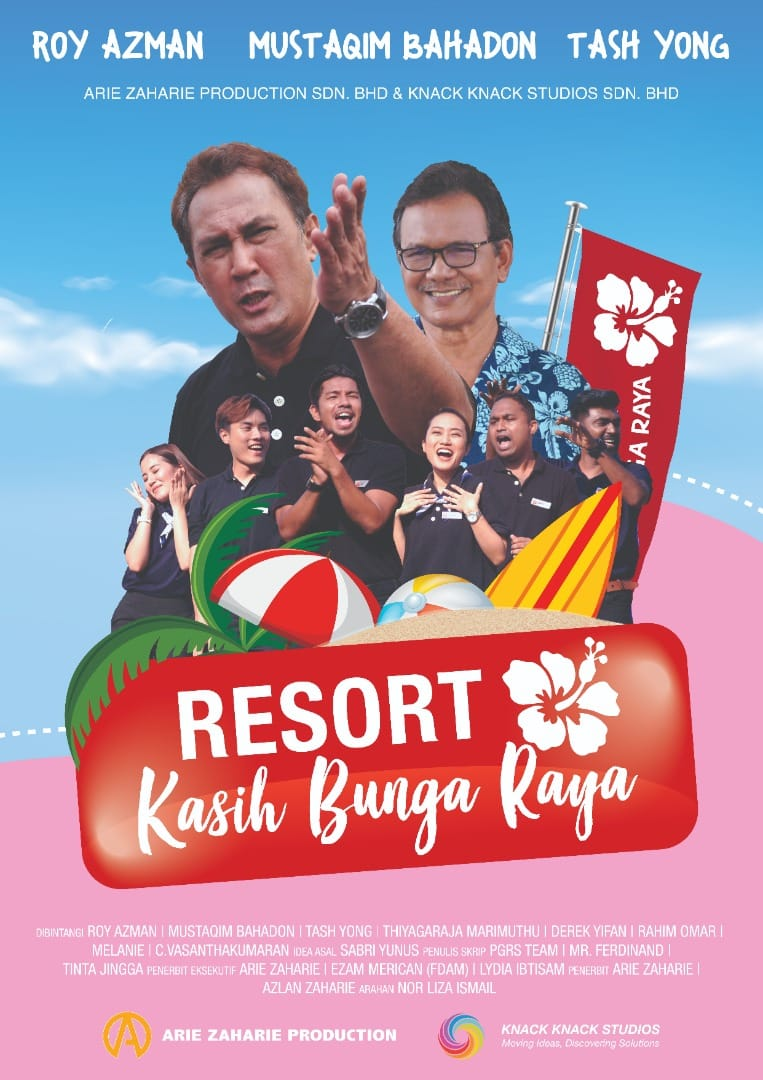 Resort Kasih Bunga Raya