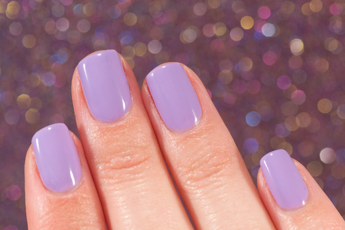 Pink Gellac Exotic Chaos Collection - 324 Lotus Lila