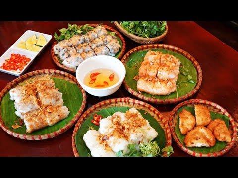 Bánh Cuốn món ăn dân dã Xứ Thanh