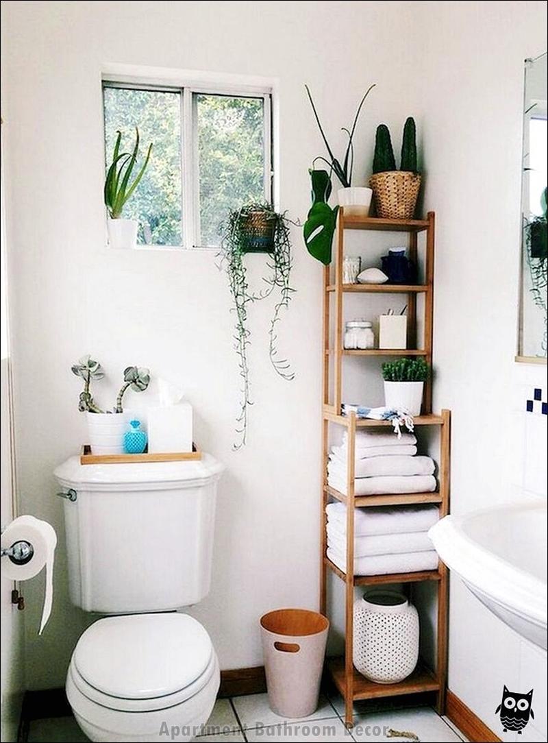 Small Apartment Bathroom Decor Ideas On A Budget