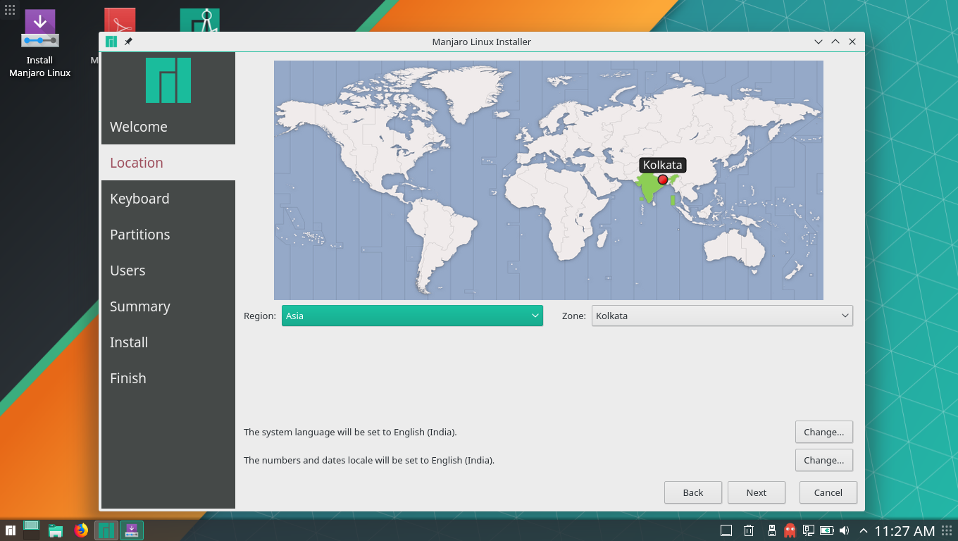 How to install Manjaro Linux in VirtualBox ~ BE OPEN SOURCE