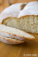 (prosty chleb pszenny