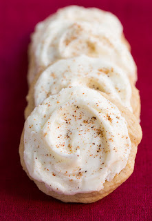 Holiday egg nog cookie recipe by cooking classy