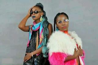 Cecy Ngalo Feat Victoria Baltazar -  Amor do Gueto (Afro Naija) [Download]