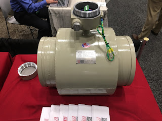 remanufactured flow meter