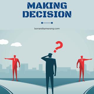Berpikir Efektif dalam Menetapkan Keputusan