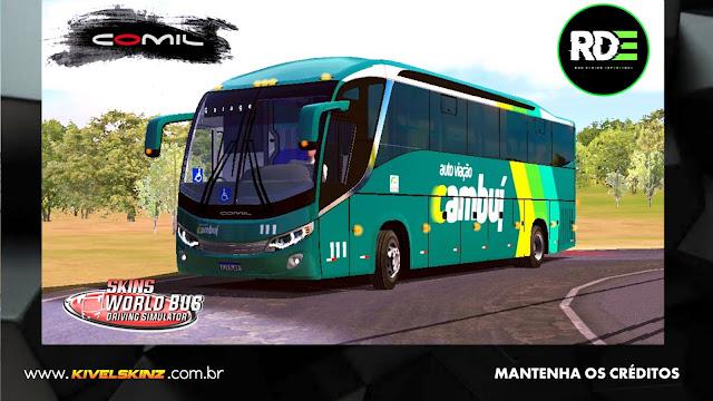 COMIL 1200 4X2 - VIAÇÃO AUTO VIAÇÃO CAMBUÍ
