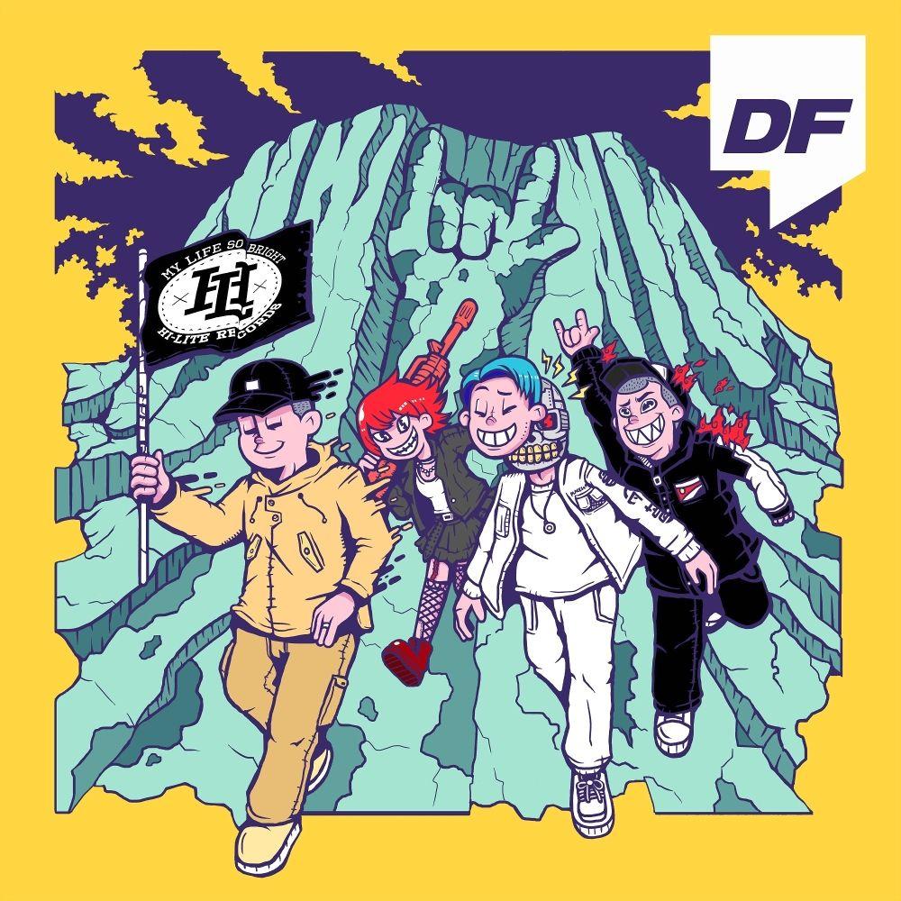 Paloalto, Swervy, Jowonu, Huckleberry P – Dingo X Hi-Lite Records – Single