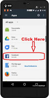how to block facebook notifications on android