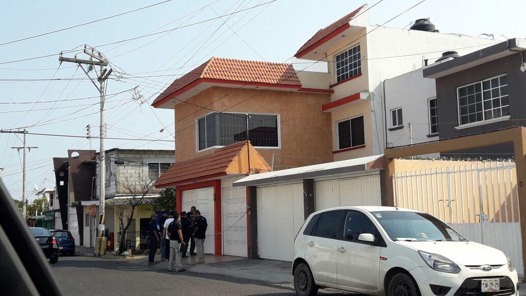 Encuentran 5 ultimados en casa  de  Boca del Río, Veracruz