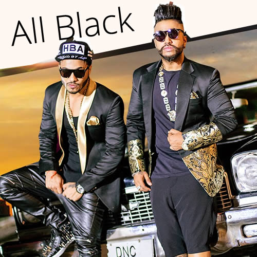 All Black - Sukhe Muzical Doctorz