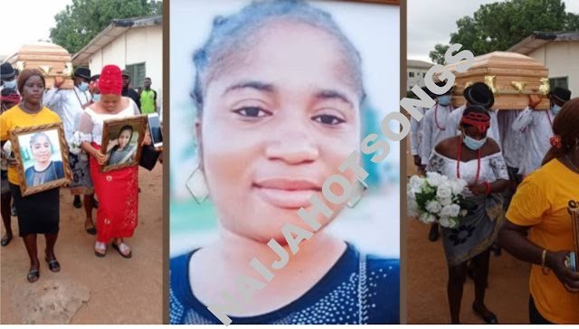 Comedian Ada Jesus finally laid to rest