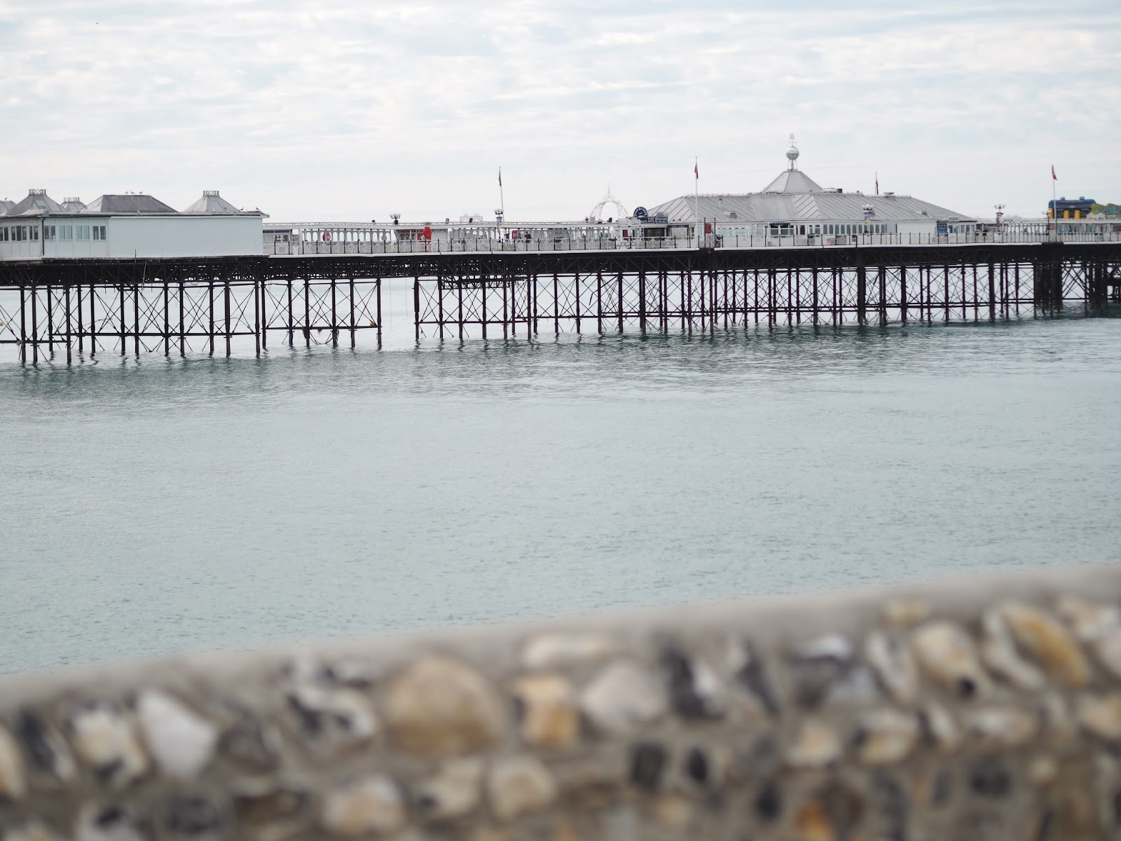 View of Brighton pier
