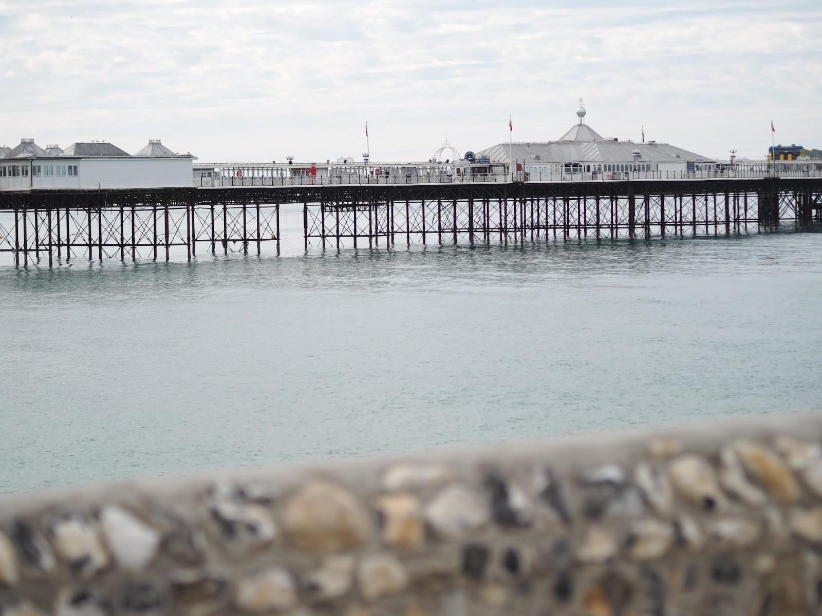 View of Brighton pier