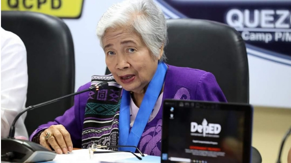 "Briones defends lesson planning as ""core skill of teachers"""