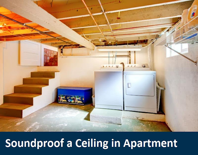 How To Soundproof A Ceiling In An Apartment
