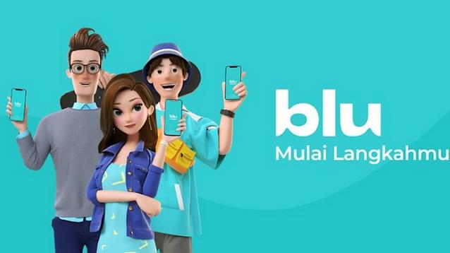 Mengenal Aplikasi blu by BCA Digital