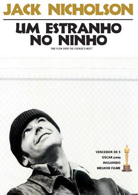 Resultado de imagem para UM ESTRANHO NO NINHO – Título original: One Flew Over the Cuckoo's Nest