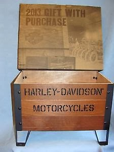 Harley Davidson Crate Knock Off, fun DIY project!