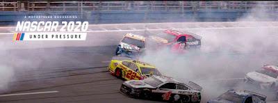 Motortrend's #NASCAR 2020: Under Pressure Finale