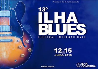 Ilha Comprida  convida para o Ilha Julina e o Ilha Blues nas férias de julho