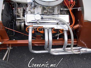 1923 Ford T-Bucket Roadster Hot Rod Heads