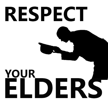 essay on we should respect our elders Good manners essay - good manners make a man they should be observed in every walk of life at home we should respect our elders and love our younger's.