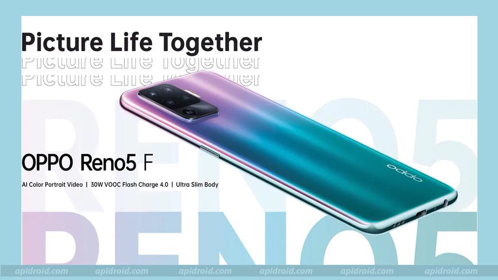 oppo reno 5f smartphone apidroid