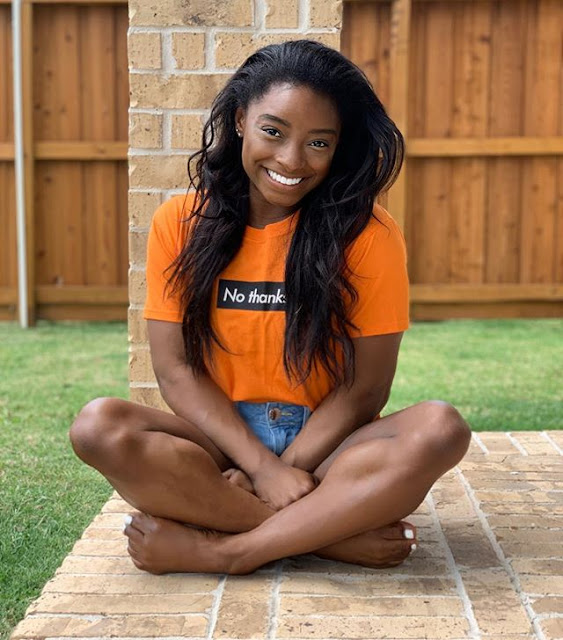 Simone Biles Photos