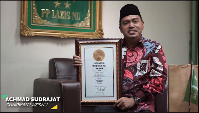 Kategori Fundraising Qurban Terbaik: Lazis NU