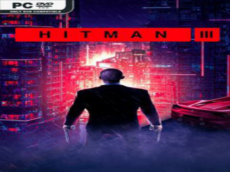 Download Hitman 3 Deluxe Edition Game PC Free