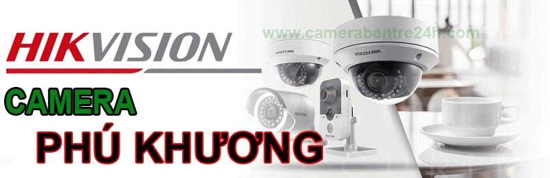 dịch vụ lắp đặt camera tại phú khuong