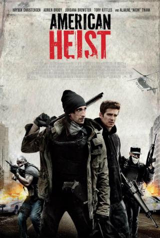 American Heist [2014] [DVDR] [NTSC] [Subtitulado]
