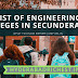 list of engineering colleges near Secunderabad?
